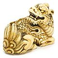 The james a. rose collection of netsuke and sagemono comes to auction at bonhams new york