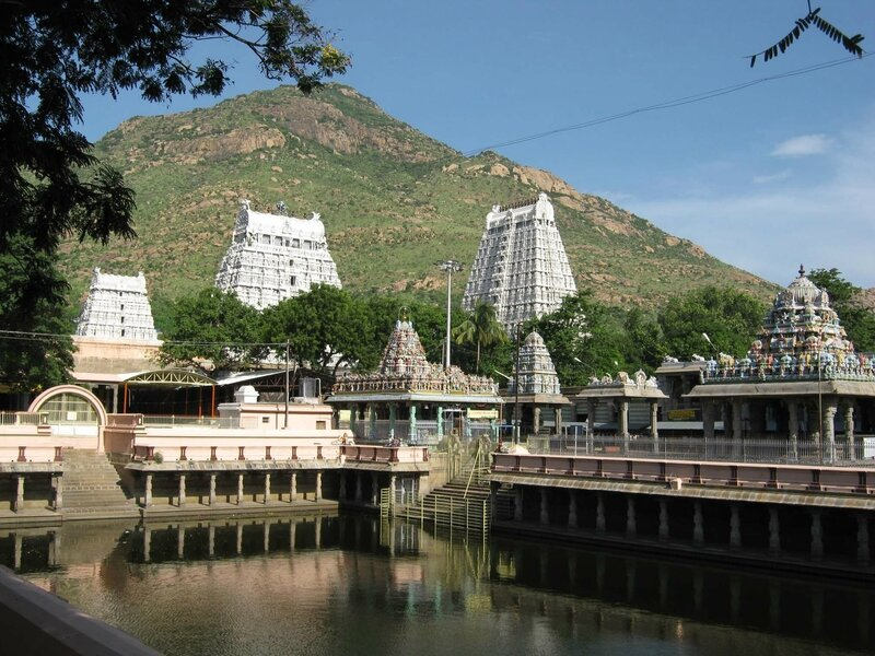 Tiruvannamalai_Temple