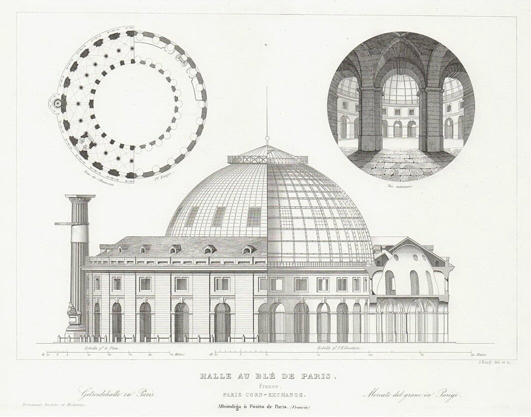 1853_Halle-au-Ble_Paris-Corn-Exchange-