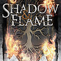 {cover reveal} - rime chronicles#2 : shadow & flame, mindee arnett