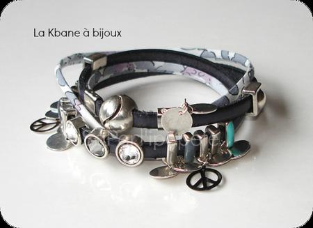 bracelet cuir 5mm gris foncé 2 tours_3