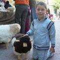 2008-12-13 Kenan au marche de noel de Sousse
