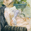 'american impressionism and realism: a landmark exhibition from the met' @ the queensland art gallery in brisbane