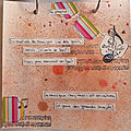 Journal jar : ma playlist