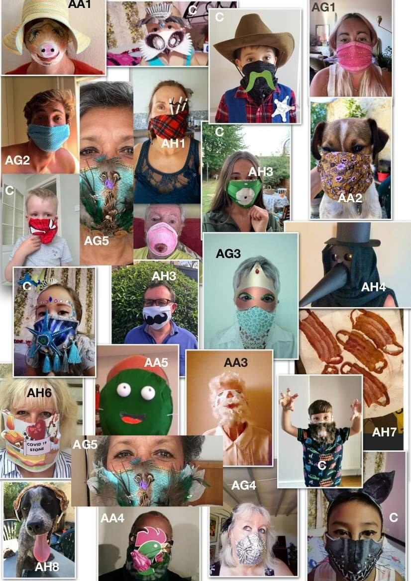 Concours de masques