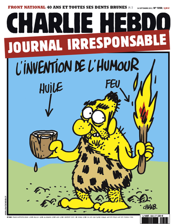intégrisme, Les Unes de Charlie Hebdo, religion