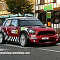 Mini john cooper works (meeke - nagle)(rallye de france 2011)