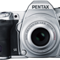 PENTAX K5 SYLVER Limited