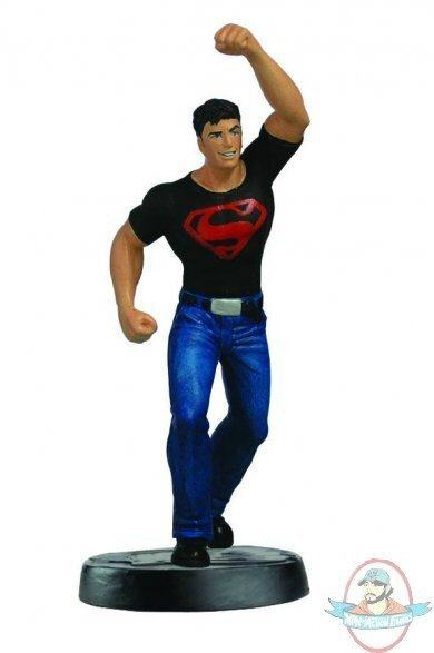 eaglemoss DC superboy