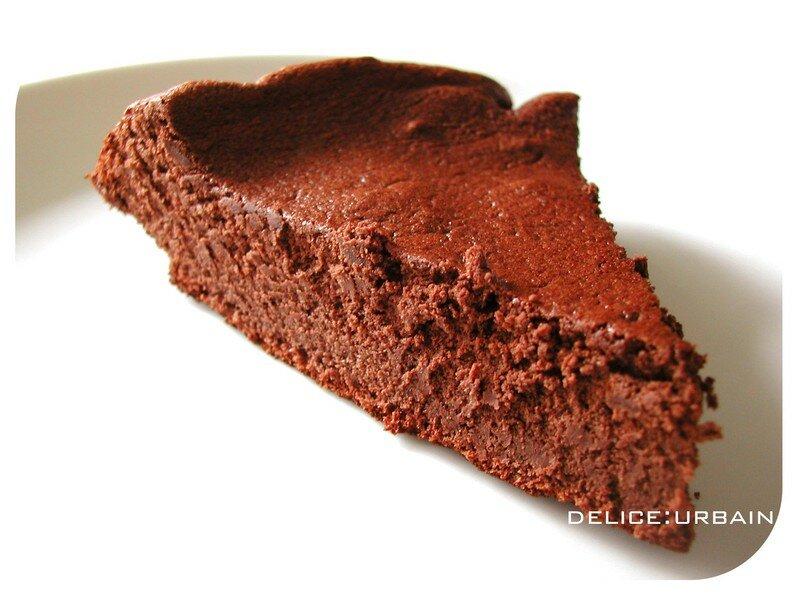 Moelleux Au Chocolat Sans Beurre Presque Sans Sucre Non Vous Ne