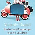 Mélanie taquet à la comédie du livre, et avec nous le 1er juin