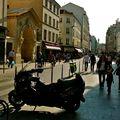 Instantané rue de la Roquette.