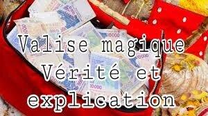 VALISE MAGIQUE D'ARGENT VALISE MAGIQUE EXPLICATION DU GRAND MARABOUT PUISSANT ET RECONNU PAPA KISSË