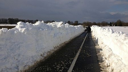 route neige eure