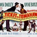 Fiche du film a ticket to tomahawk