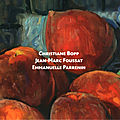 Nature still (christiane bopp, jean-marc foussat, emmanuelle parrenin) (fou records fr - cd 40)