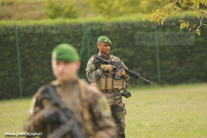 Photos JMP©Koufra 12 - La Cavalerie - 13e DBLE - 28092019 - 0312
