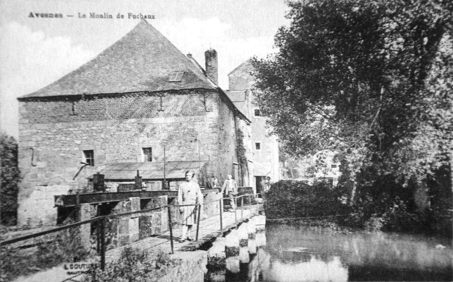 AVESNES-Le Moulin de Fuchaux (2)