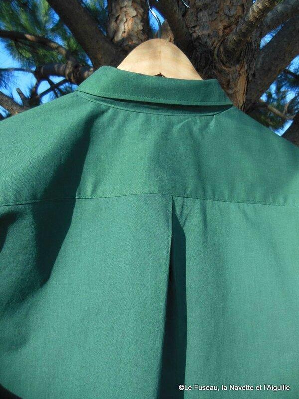chemise casual prototype 5