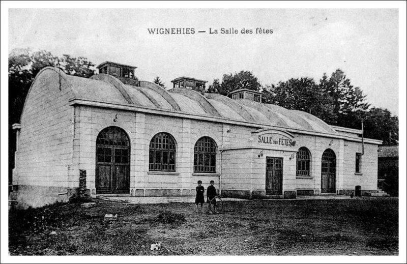 WIGNEHIES-Salle des Fêtes