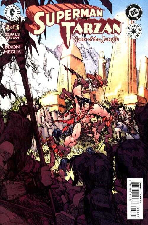 elseworlds superman tarzan sons of the jungle 02