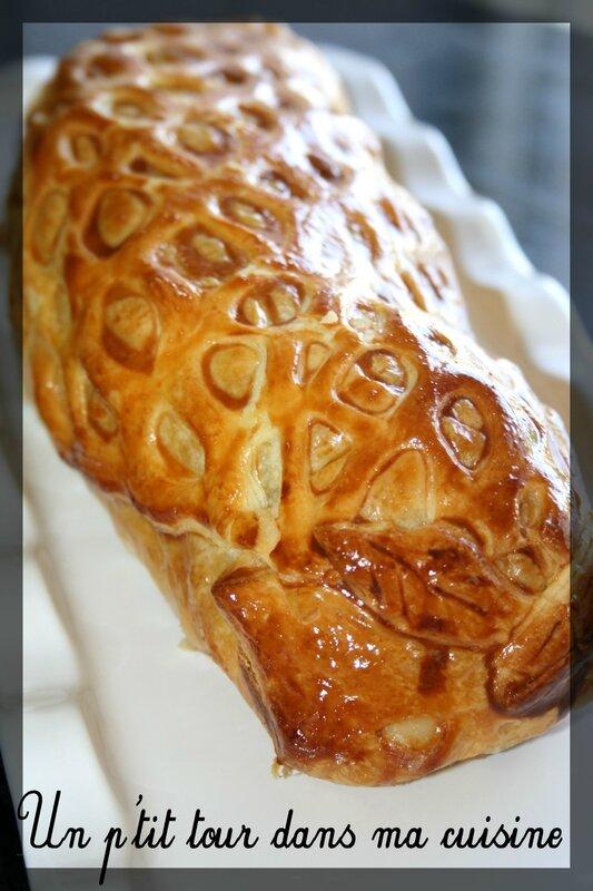Filet mignon provençale croute1