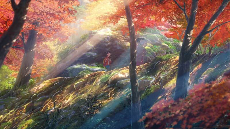 Canalblog Anime Makoto Shinkai Your Name Nature04