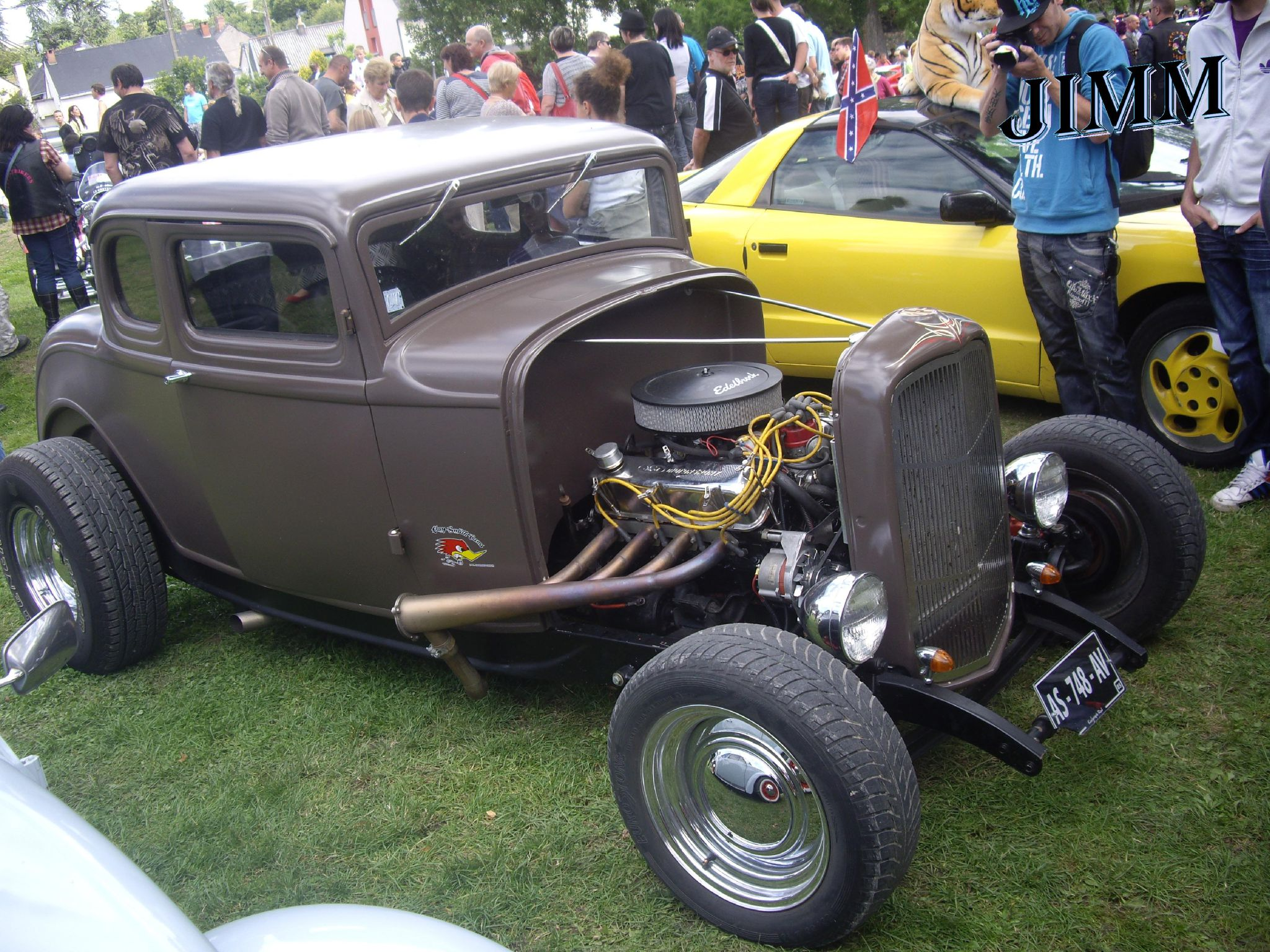 hot rod ford 32 kulture car. Black Bedroom Furniture Sets. Home Design Ideas