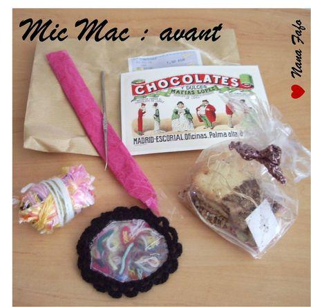 micmac reçu