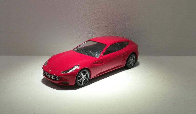 Ferrari FF (Hotwheels)
