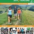 Euronordic walk vercors : 19 - 22 juin 2014
