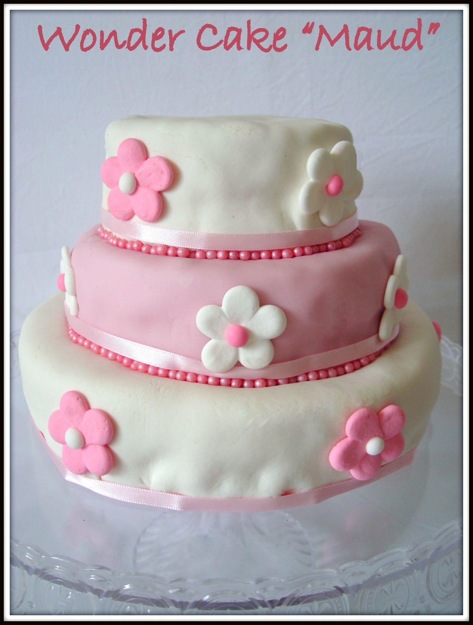 Wonder cake Maud