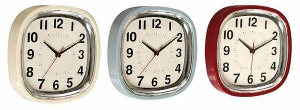 horloge-murale-rétro-ivoire