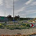 Rond-point à stare miasto (pologne)