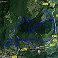 Trail de saint jean d'arvey