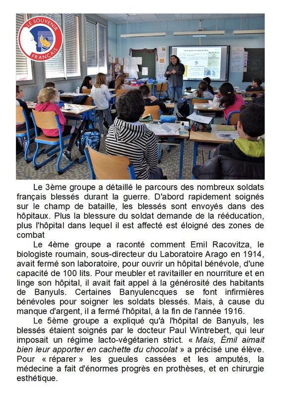 A la découverte de l'hôpital bénévole - Séance 4 -Page 6