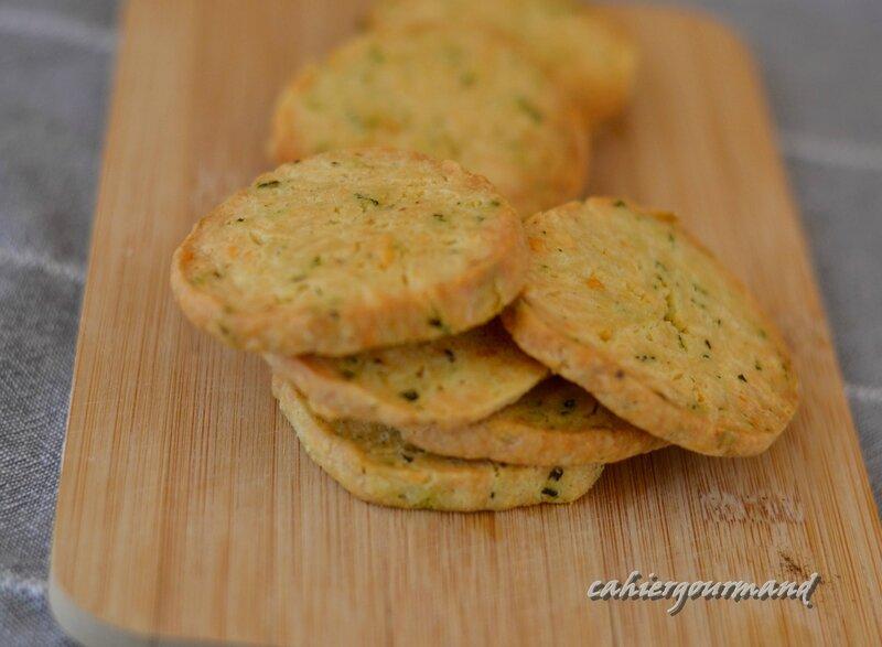 biscuits salés au vin blanc
