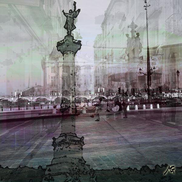 01D. La Patchwork Bordeaux
