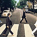 La distanciation sociale vue d'abbey road