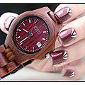 #partnerday - jord et sa montre d'automne.