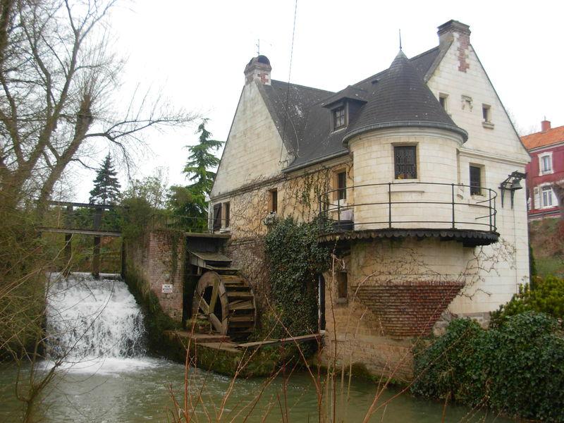 le moulin d'Enquin-les-mines (62)