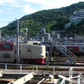 Takamatsu, JR 285 Sunrise Express & 2000