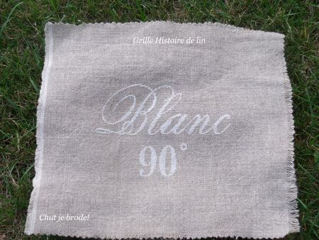 Grille Blanc