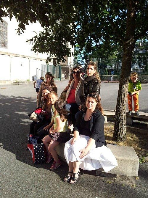 Fêtes historiques 2014 à Vannes (56) - Répétition du dimanche 06 juillet 2014
