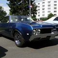 Oldsmobile 442 holiday hardtop coupe 1969