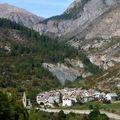 Saint-Dalmas le Selvage et le troupeau du col D'Anelle