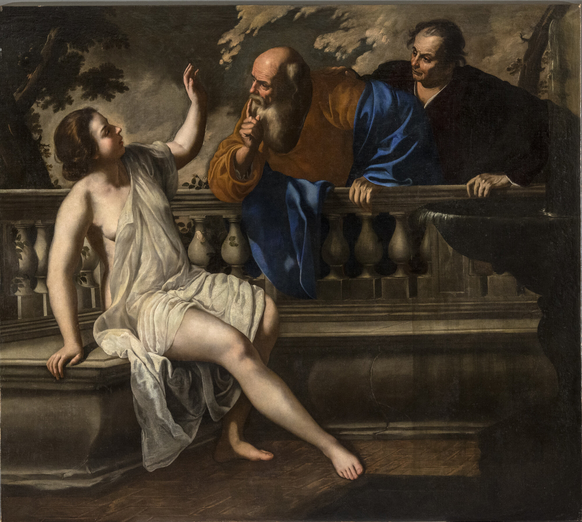 Magnificent Masterpieces By Artemisia Gentileschi On View At