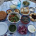 Le tour du monde des salades #2