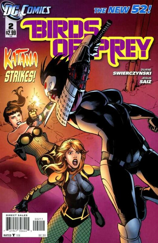 new 52 birds of prey 02