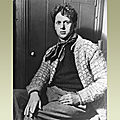 Dylan thomas (1914-1953) : « surtout quand le vent d'octobre… » / especially when the october wind…""